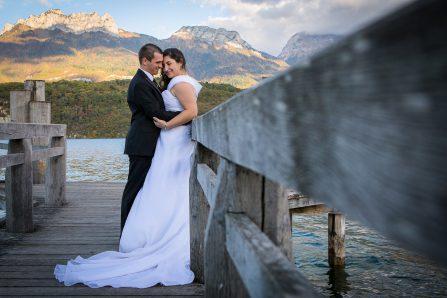 Photo de mariage - Annecy - Fanny Dumaine