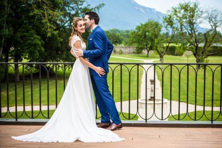 Photo de mariés - photographe professionnel