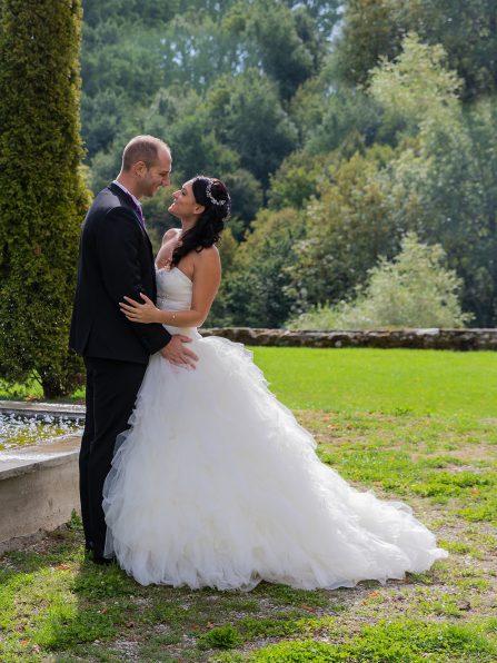 Photo de mariage en Haute-Savoie - Fanny Dumaine