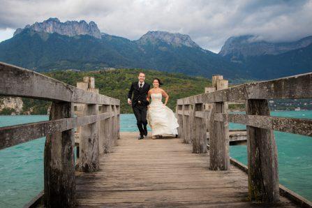 Photo de mariage à Annecy