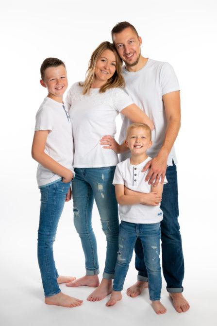 photo de famille - Fanny Dumaine